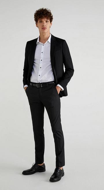 베네통(Benetton) Simple with pants_4AZ255I98100