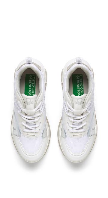 베네통(Benetton) Sneakers with logo_8H6DD5033701