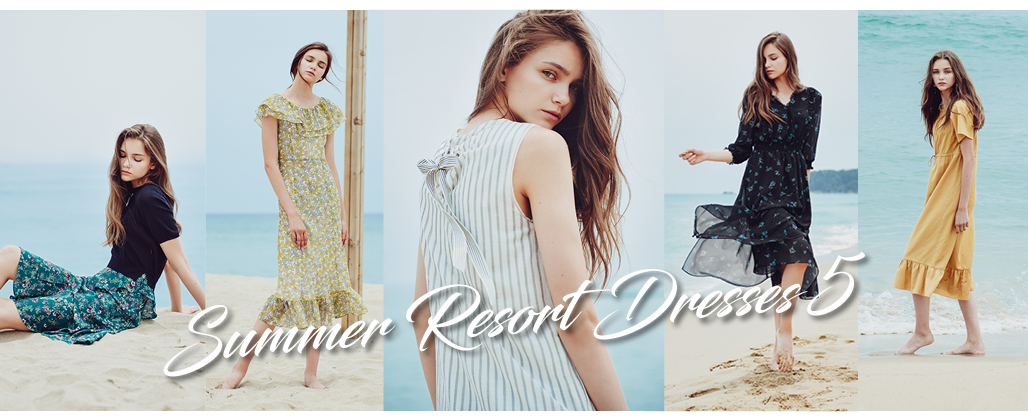 Summer Resort Dresses 5